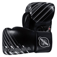 Hayabusa Ikusa Charged Boxing Gloves 16oz Black/Grey