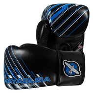 Hayabusa Ikusa Charged Boxing Gloves 12oz Black/Blue