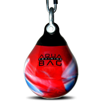 Aqua Headhunter Training Bag Blue/Red/White