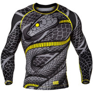Venum Snaker Long Sleeve Rash Guard