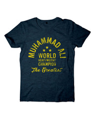 Muhammad Ali World Heavyweight Champion T-Shirt
