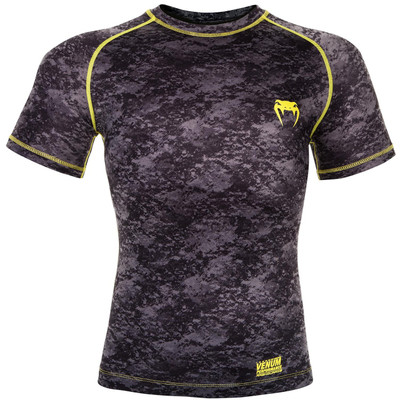 Venum Tramo Short Sleeve Rash Guard