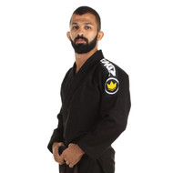 Kingz Basic 2.0 BJJ Gi Black