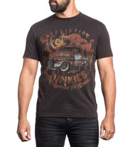 Affliction Junkies T-Shirt