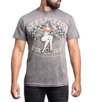 Affliction Hot Blooded T-Shirt