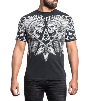 Affliction Apache Freedom T-Shirt