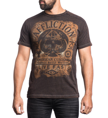 Affliction Gas Guzzler T-Shirt