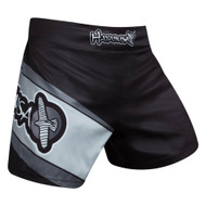 Hayabusa Kickboxing Shorts Black/Grey