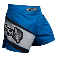 Hayabusa Kickboxing Shorts Blue