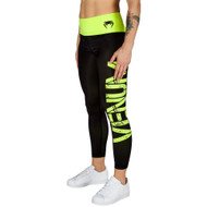 Venum Power Ladies Leggings Black/Yellow