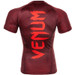 Venum Nightcrawler Short Sleeve Rash Guard