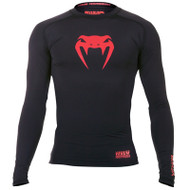 Venum Contender 2.0 Long Sleeve Rash Guard