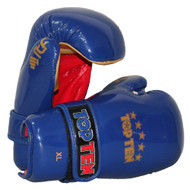 Top Ten ITF Gloss Pointfighter Gloves Blue