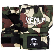 Venum Kontact Gel Wrap Gloves Camo