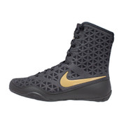 Nike KO Boxing Boots Black/Gold