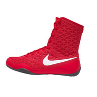 Nike KO Boxing Boots Red/White