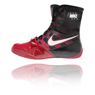 Nike Hyper KO Boxing Boots Black/Red