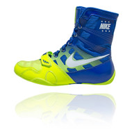 Nike Hyper KO Boxing Boots Blue/Yellow