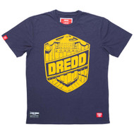 Scramble x Judge Dredd Badge T-Shirt
