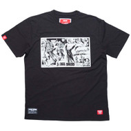 Scramble x Judge Dredd Samurai T-Shirt