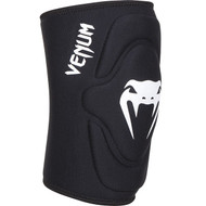 Venum Kontact Gel Knee Pads Black