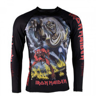 Tatami Fightwear x Iron Maiden Number Of The Beast Rashguard