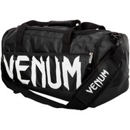 Venum Sparring Sports Bag Black/White