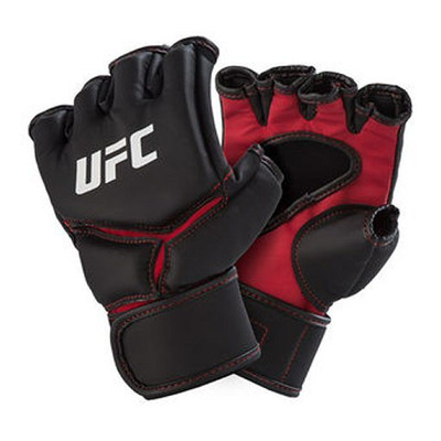 UFC Competition Training Gloves Black/Red