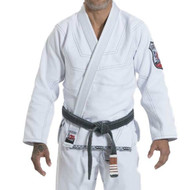 Grips Athletics Cali 99 BJJ Gi White