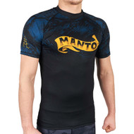 Manto Perfect Storm Short Sleeve Rashguard