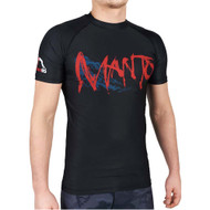 Manto Wild Short Sleeve Rashguard