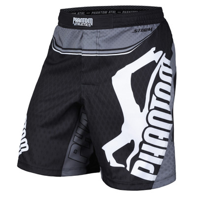 Phantom Athletics Storm Nitro Fightshorts Black/Gray