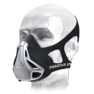 Phantom Training Mask Silver