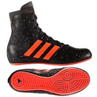 Adidas KO Legend 16.2 Kids Boxing Boots Black/Orange
