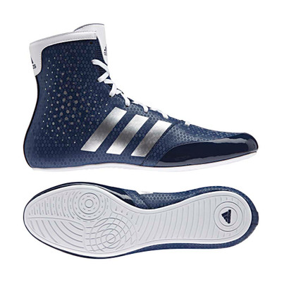 Adidas KO Legend 16 2 Boxing Boots Blue White