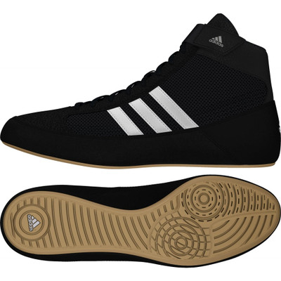 Adidas il wrestling boots nero made4fighters