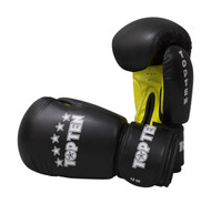 Top Ten R2M 2016 Boxing Gloves 10oz Black/Yellow