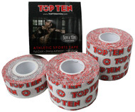 Top Ten Sports Tape White