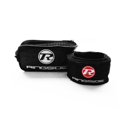 Ringside Stretch Hand Wraps Black 2.5m