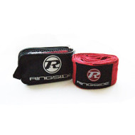 Ringside Stretch Hand Wraps Red 3.5m