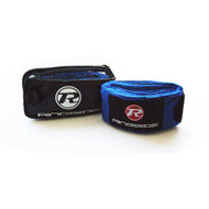 Ringside Stretch Hand Wraps Blue 5m