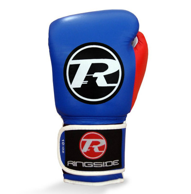 Ringside Junior Training Glove Blue 10oz
