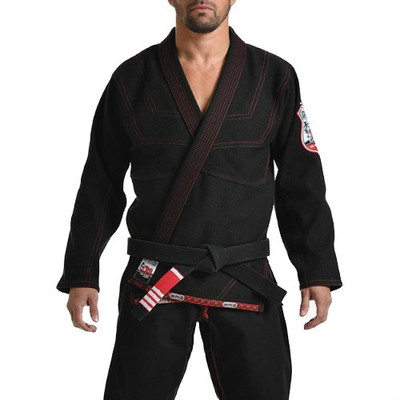 Grips Athletics Cali 99 BJJ Gi Black