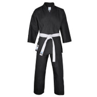 Bytomic Kids Student Black Karate Uniform