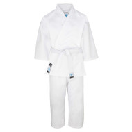 Bytomic Kids Student White Karate Uniform