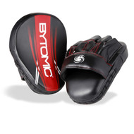 Bytomic Axis Curved Focus Pads Black/Red