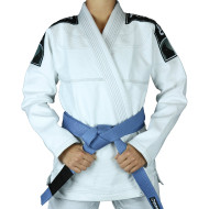 Fumetsu Ladies Prime BJJ Gi White