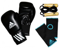 Adidas Boxing Set 12oz Black