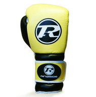 Ringside Pro Training Glove Yellow
