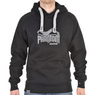 Phantom Team Pullover Mens Hoodie Black